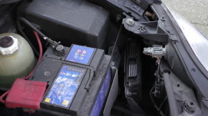 Renault Megane Scenic Motorsteuergerät